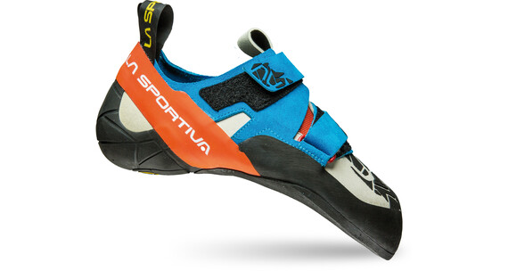 La Sportiva Unisex Otaki Shoes Blue/Flame